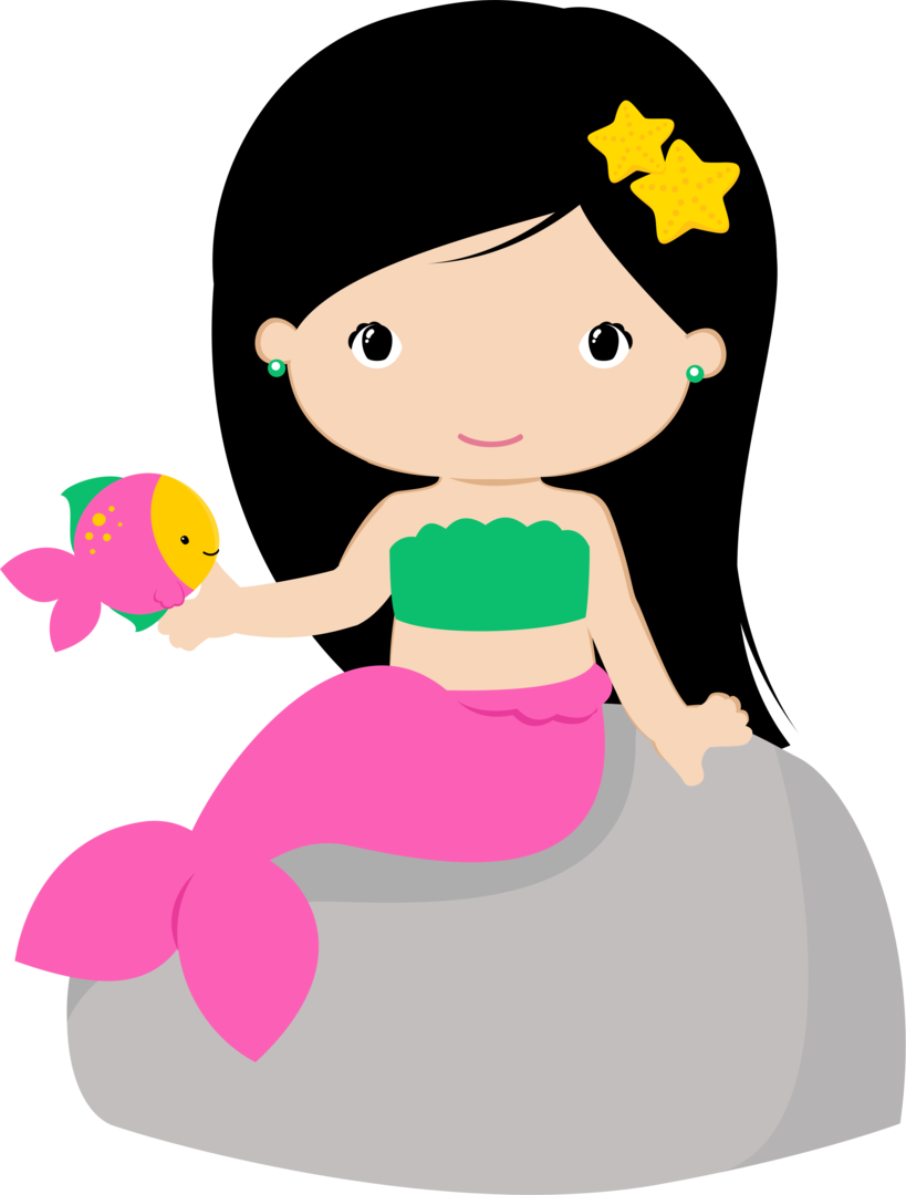 Cartoon at getdrawings com. Mermaid clipart basic graphic freeuse