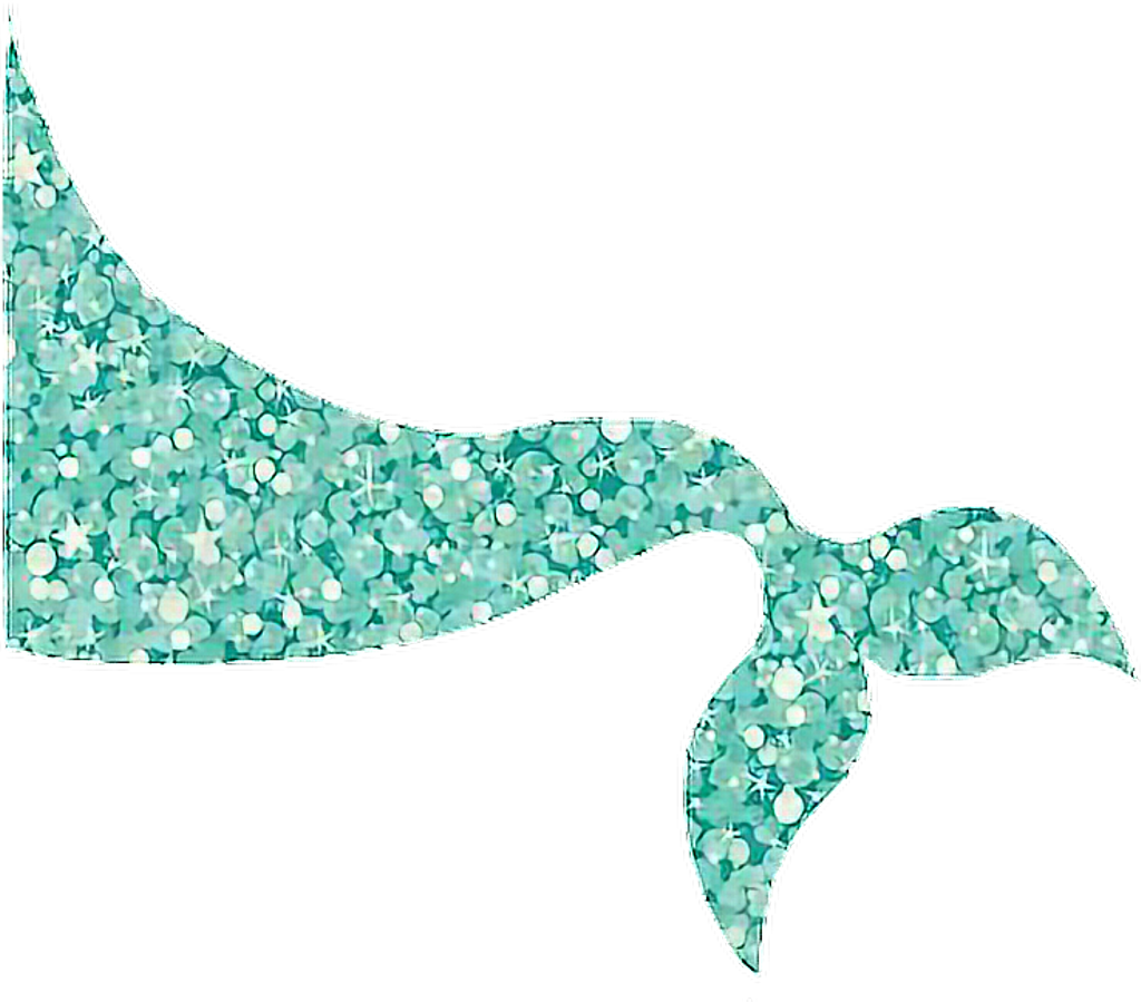 Mermaid png pastel. Mermaidtail terquoise pastels glitter