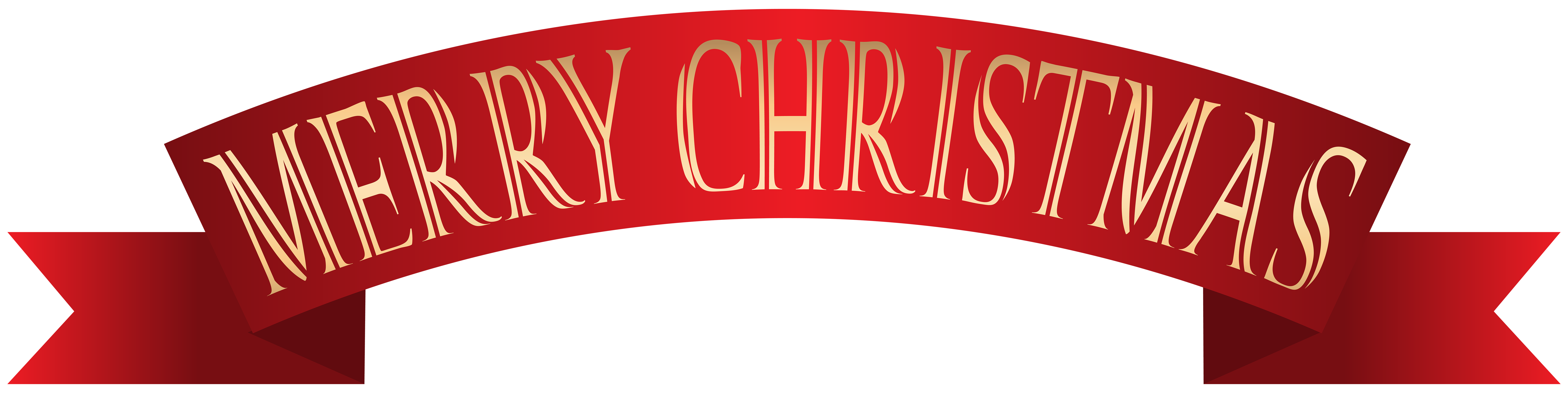 Merry christmas banner png. Transparent clip art gallery