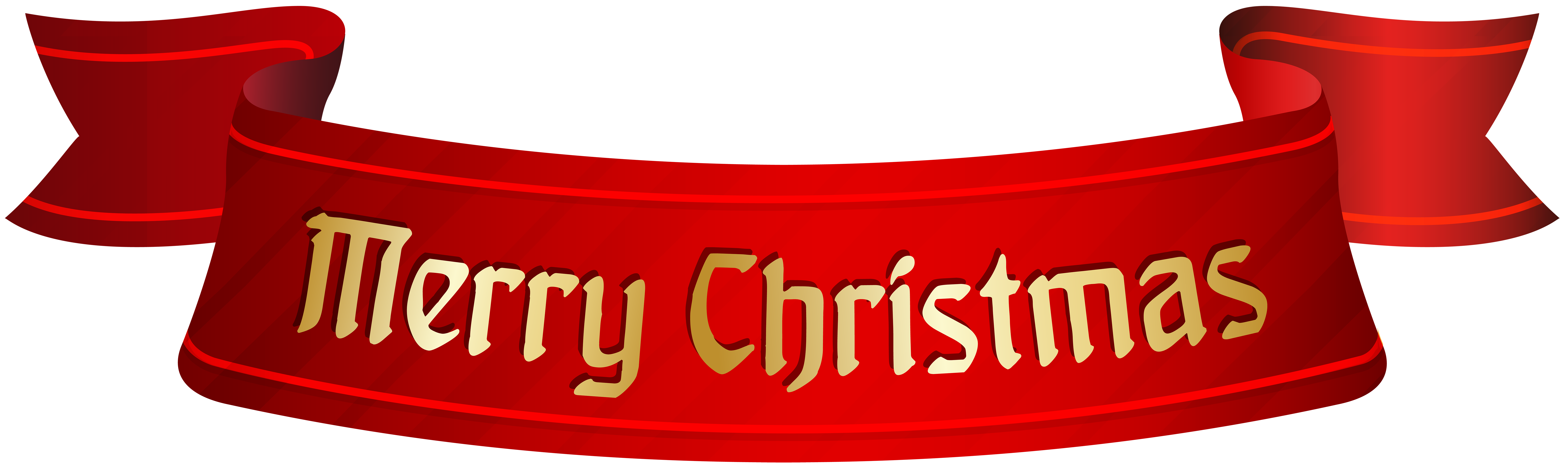 Merry christmas banner png. Clip art gallery yopriceville