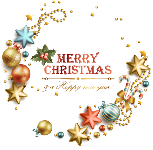 Merry christmas png gold format. High quality all