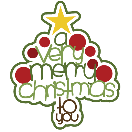 Merry christmas clipart cute. Vintage clip art library