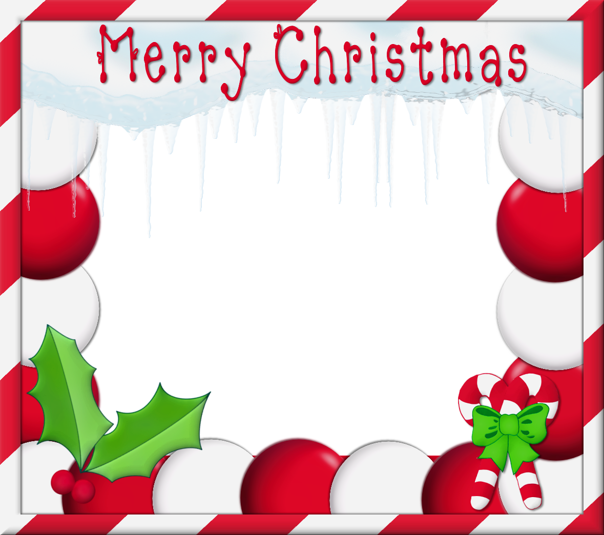 Merry christmas frames and borders png. Photo frame gallery yopriceville