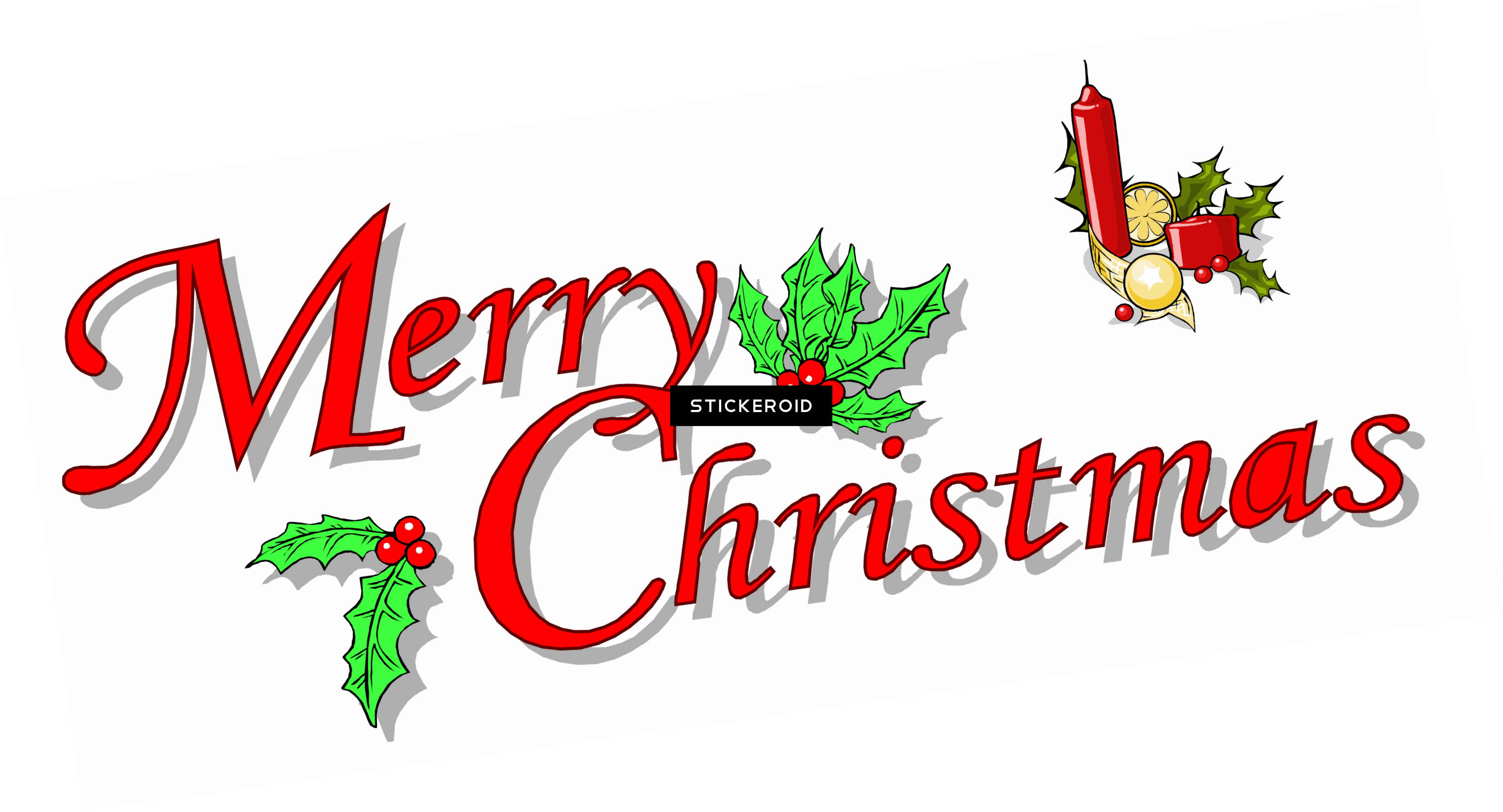 Merry christmas .png. Png text