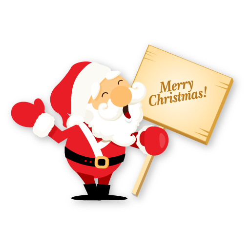 Merry christmas .png. Santa claus icons free