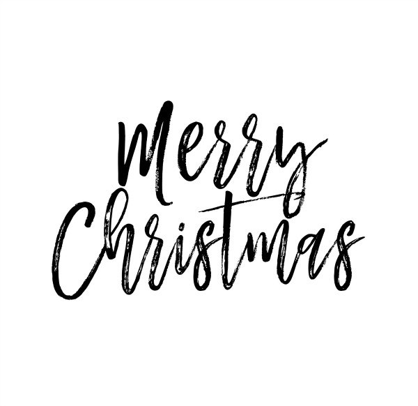 Merry Christmas In Cursive.Merry Christmas Font Style Transparent Png Clipart Free