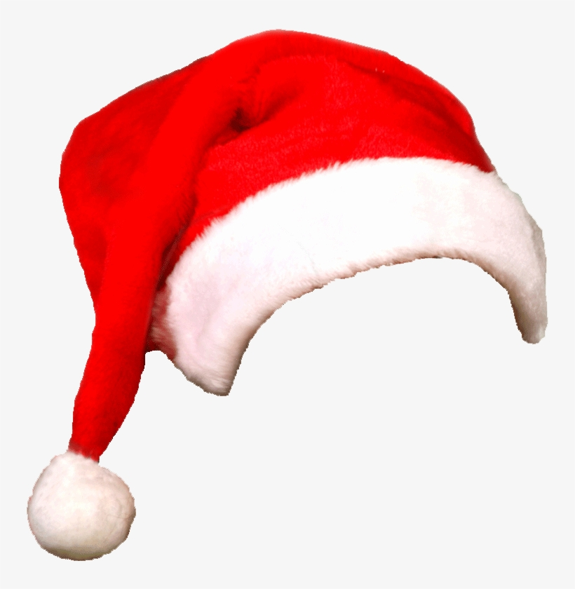 Merry christmas png cap. Hat transparent background