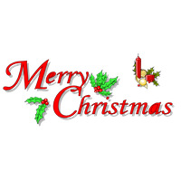 Christmas png picsart. Download merry text free