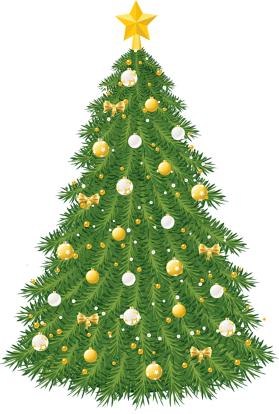 Merry clipart christmas tree ornament. Large transparent with gold