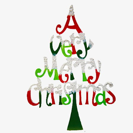 Merry clipart christmas tree ornament. Letter png image and