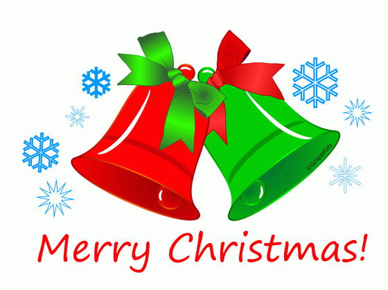 Merry clipart happy. Christmas and new year