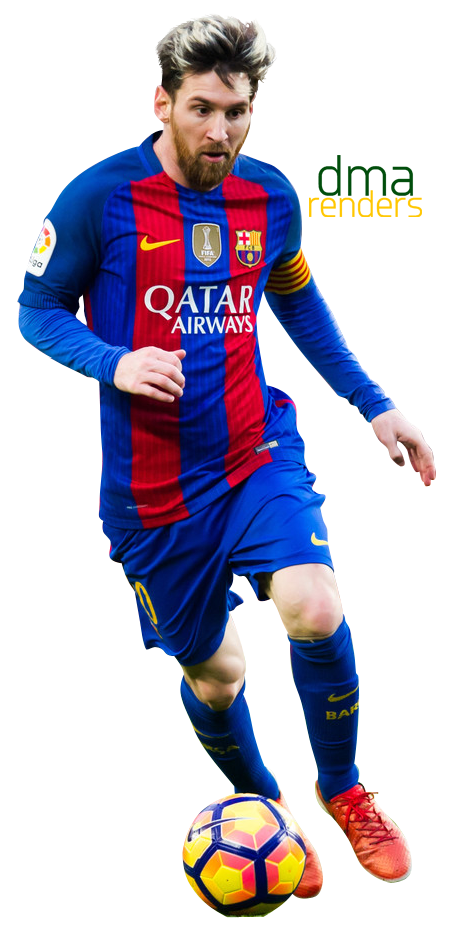 Messi 2016 png. Lionel by dma on