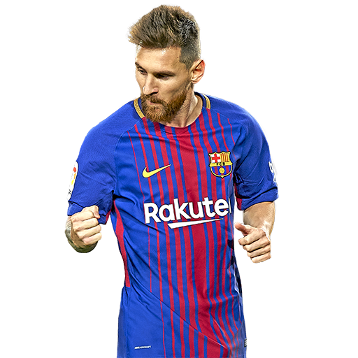 Messi 2018 png. Lionel inform fifa rated