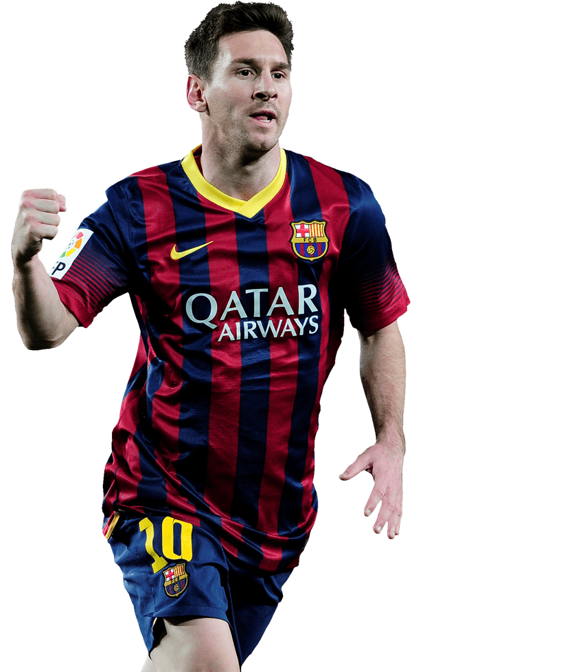 Messi barcelona png. Lionel transparent stickpng