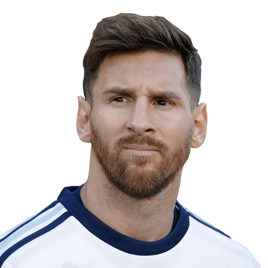 Messi face png. Lionel biography life career