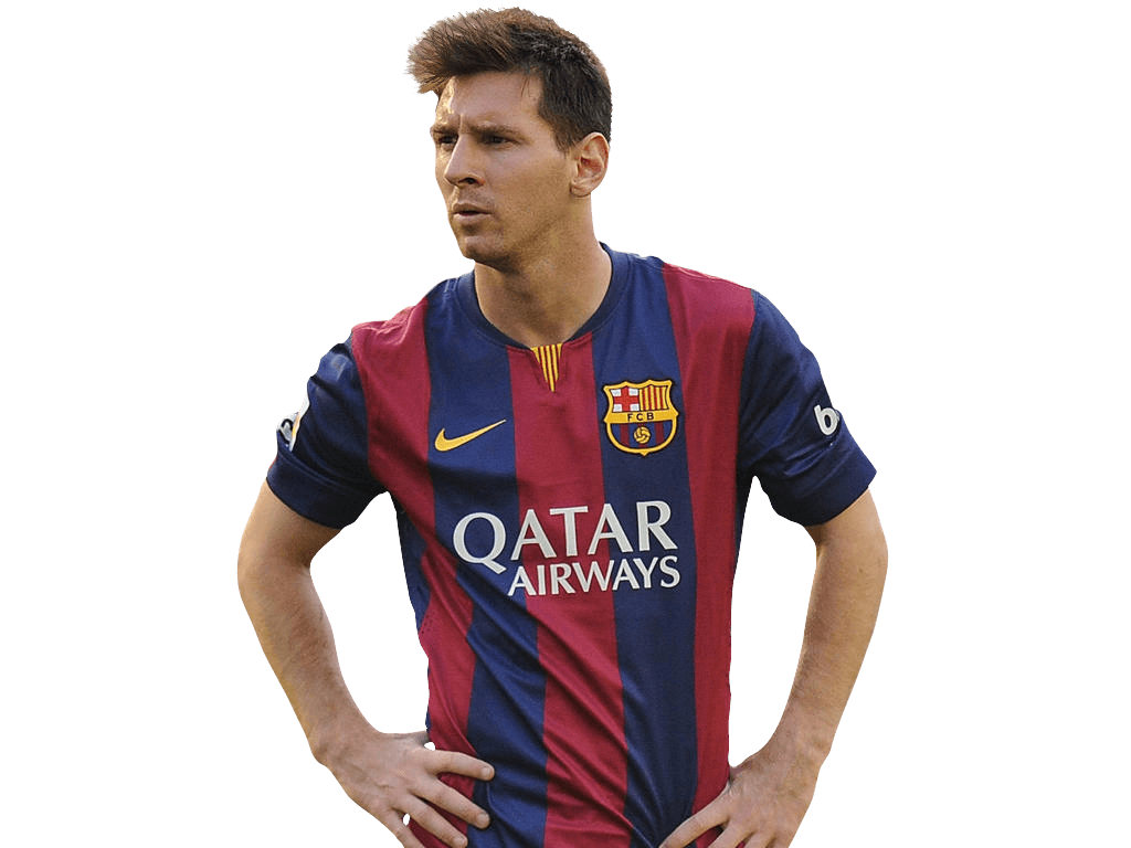 Messi png 2015. Lionel waiting transparent stickpng