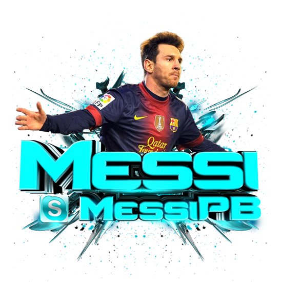 Messi signature png. By rebornfx on deviantart