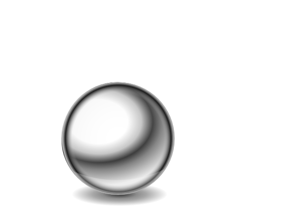 Metal ball png. Steel clip art at