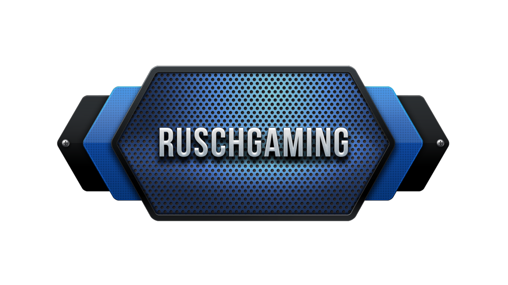 Metal banner png. Ruschgaming twitch