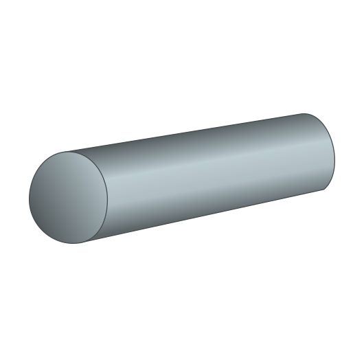 Metal bar png. Stainless steel round west