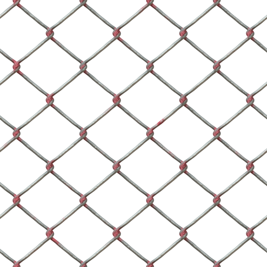 Metal chain fence png. Stock cc by annamae
