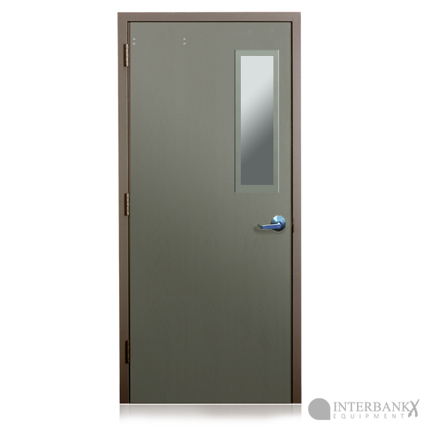 Metal door png. Bullet resistant solid doors