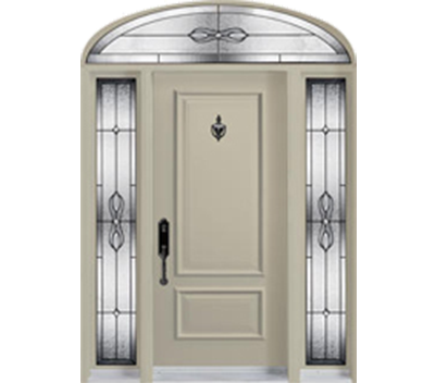 Metal door png. Series insulated steel