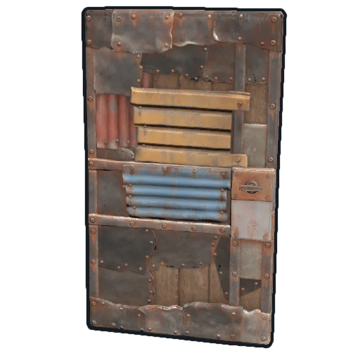 Metal door png. Image sheet icon rust