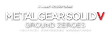 Metal gear solid 5 logo png. V ground zeroes wikip