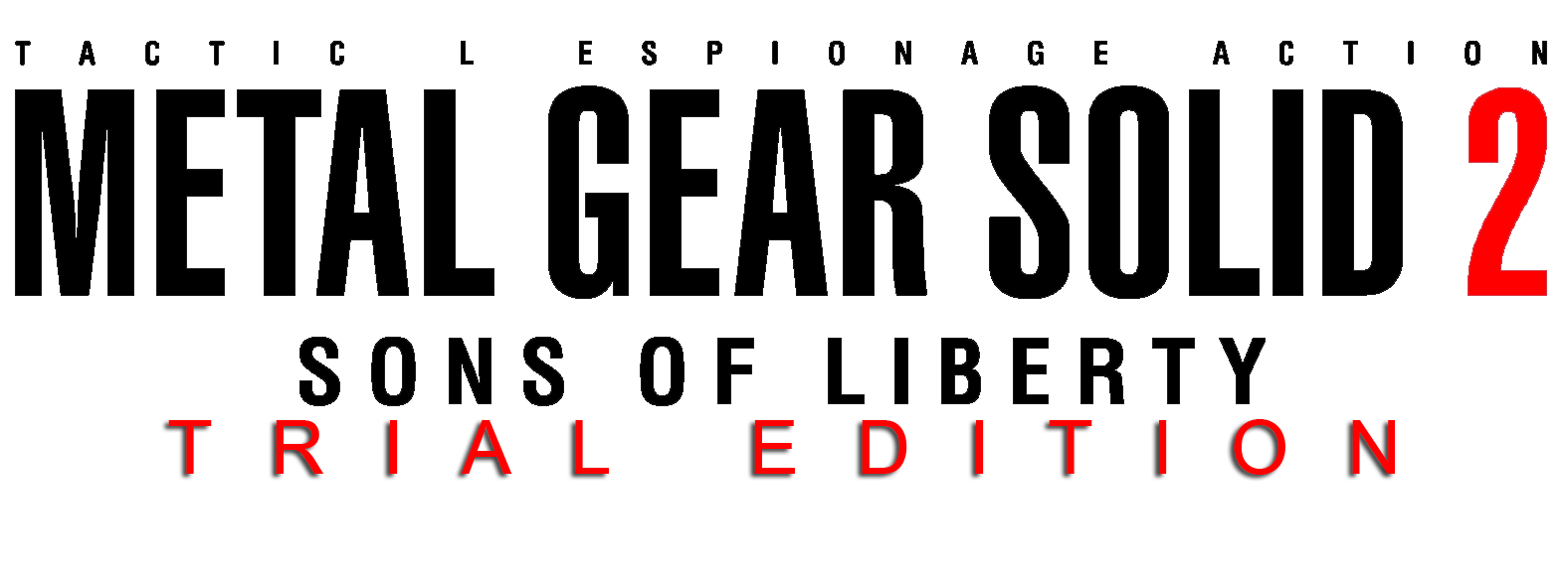 Metal gear solid 5 logo png. Image trial edition wiki