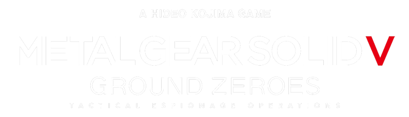 Metal gear solid 5 logo png. Image v ground zeroes
