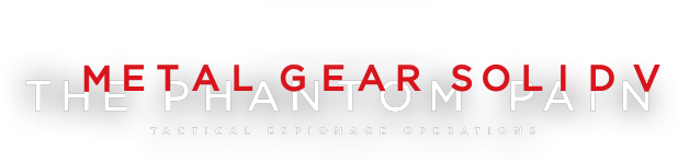 Metal gear solid 5 logo png. V ground zeroes official
