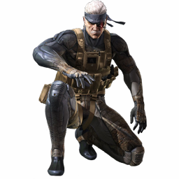 Metal gear solid 5 png. Snake icon iconset neokratos