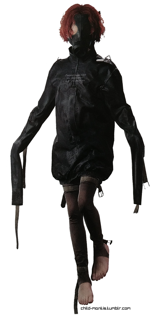 Metal gear solid 5 png. Scans of tretij rebenok
