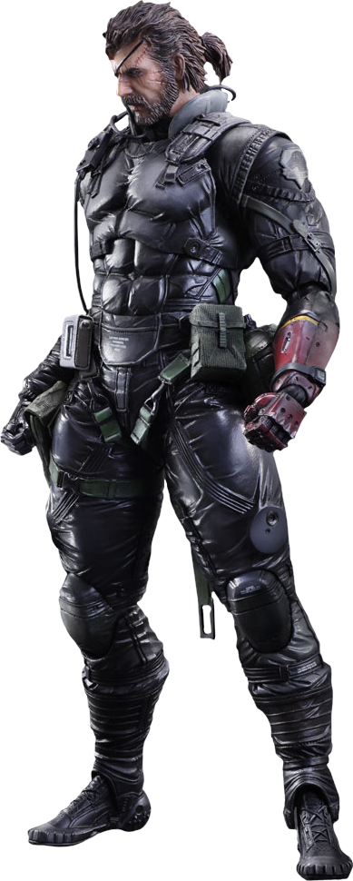 Metal gear solid 5 png. Venom snake sneaking suit