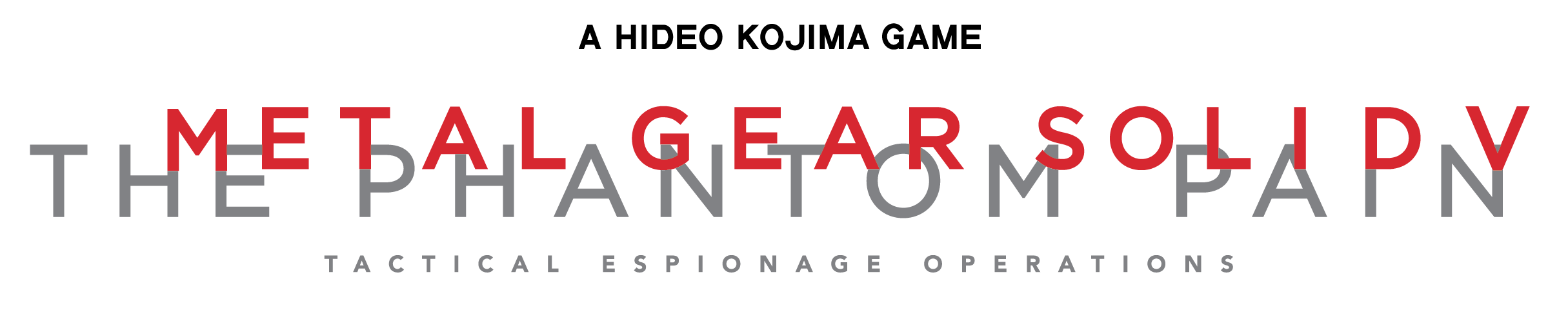 Metal gear solid 5 png. V the phantom pain