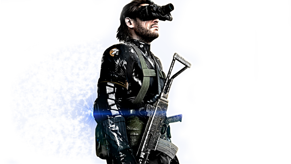 Metal gear solid 5 png. Icon by slamiticon on