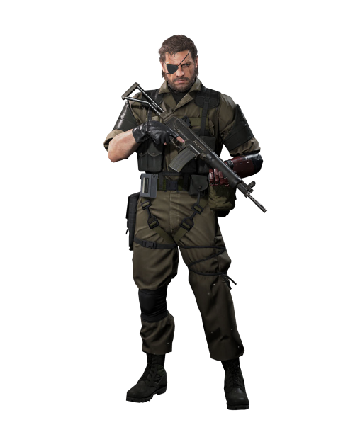 Metal gear solid png. V the phantom pain