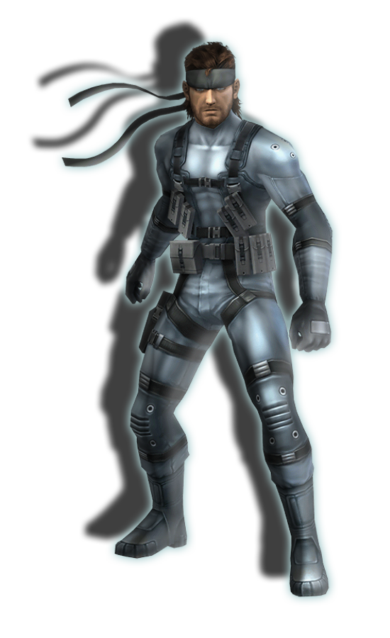 solid snake png