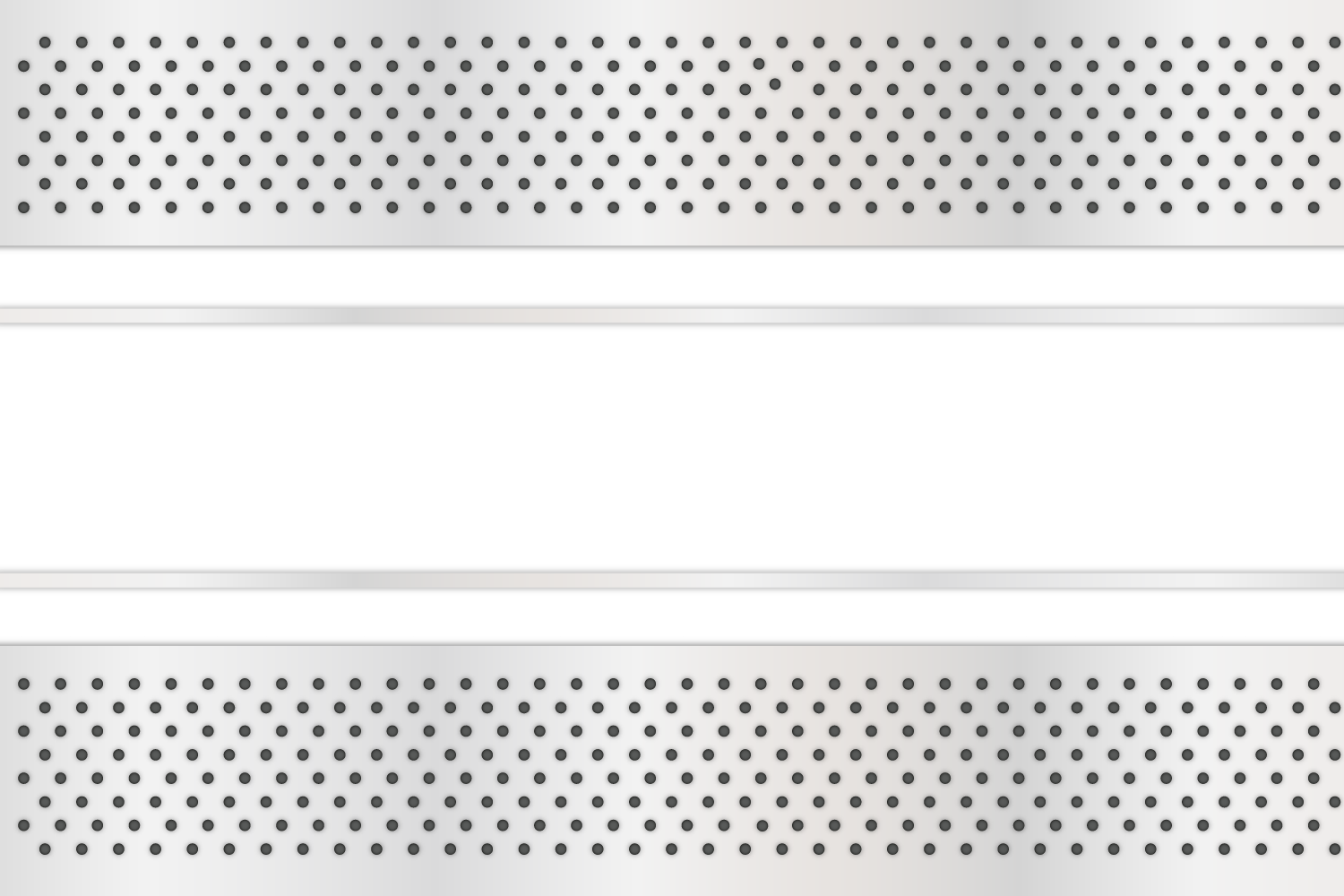 Metallic vector. Black and white pattern