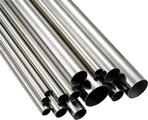 Vector pipes metal pipe. Stainless steel