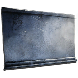 Metal wall png. Sign official ark survival