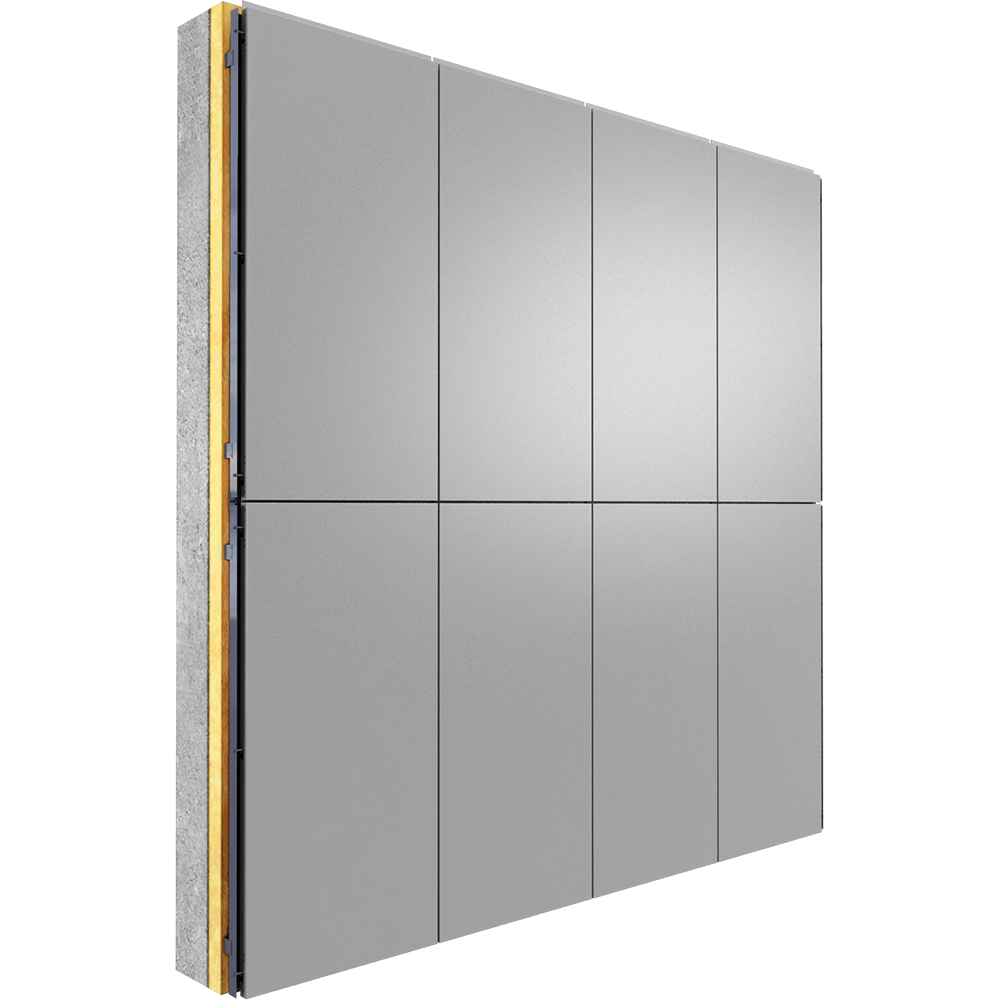 Metallic vector metal board. Alucobond free cad and