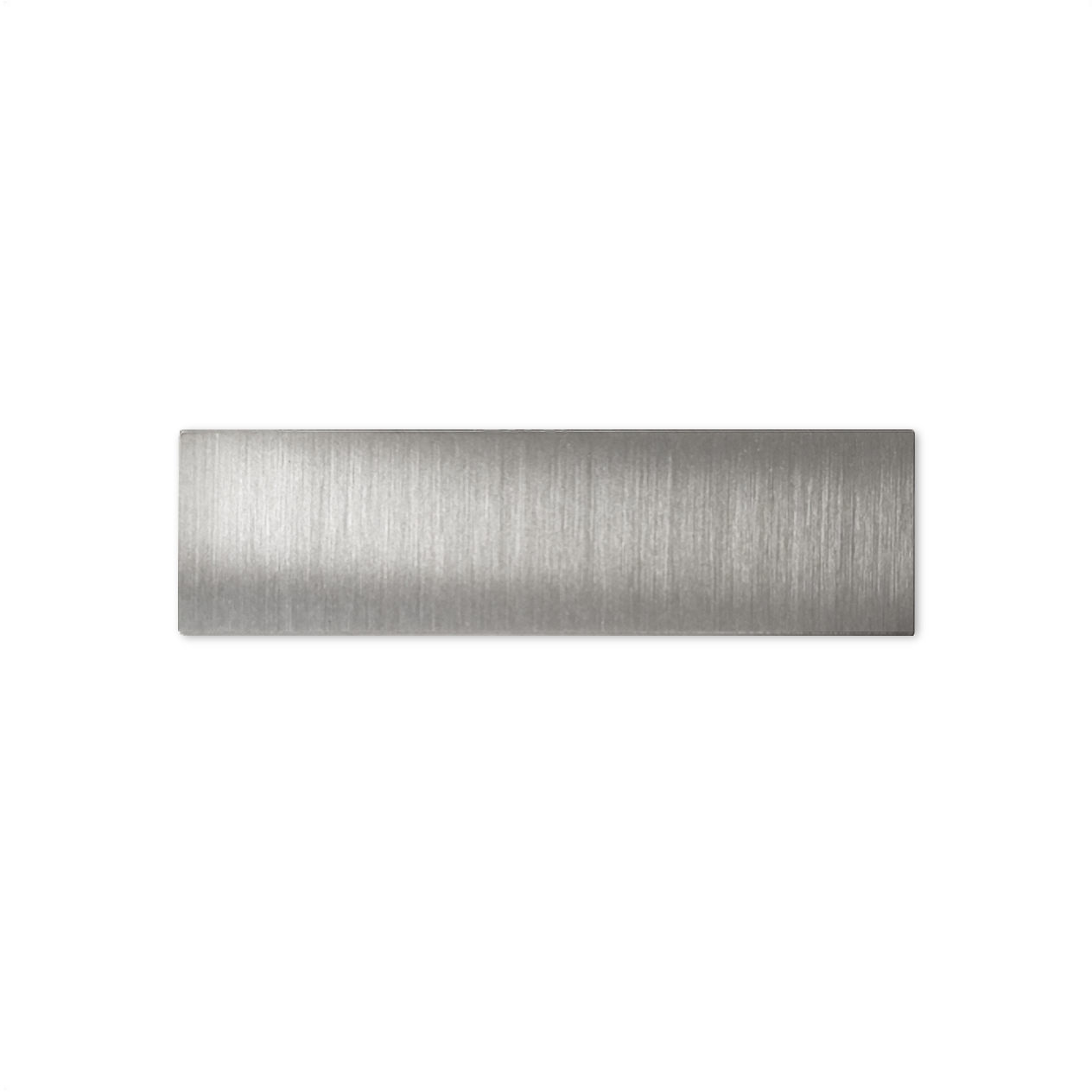 Metallic vector stainless steel. Bell button for ip