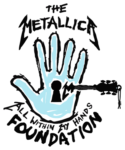 Metallica drawing album cover. All within my hands