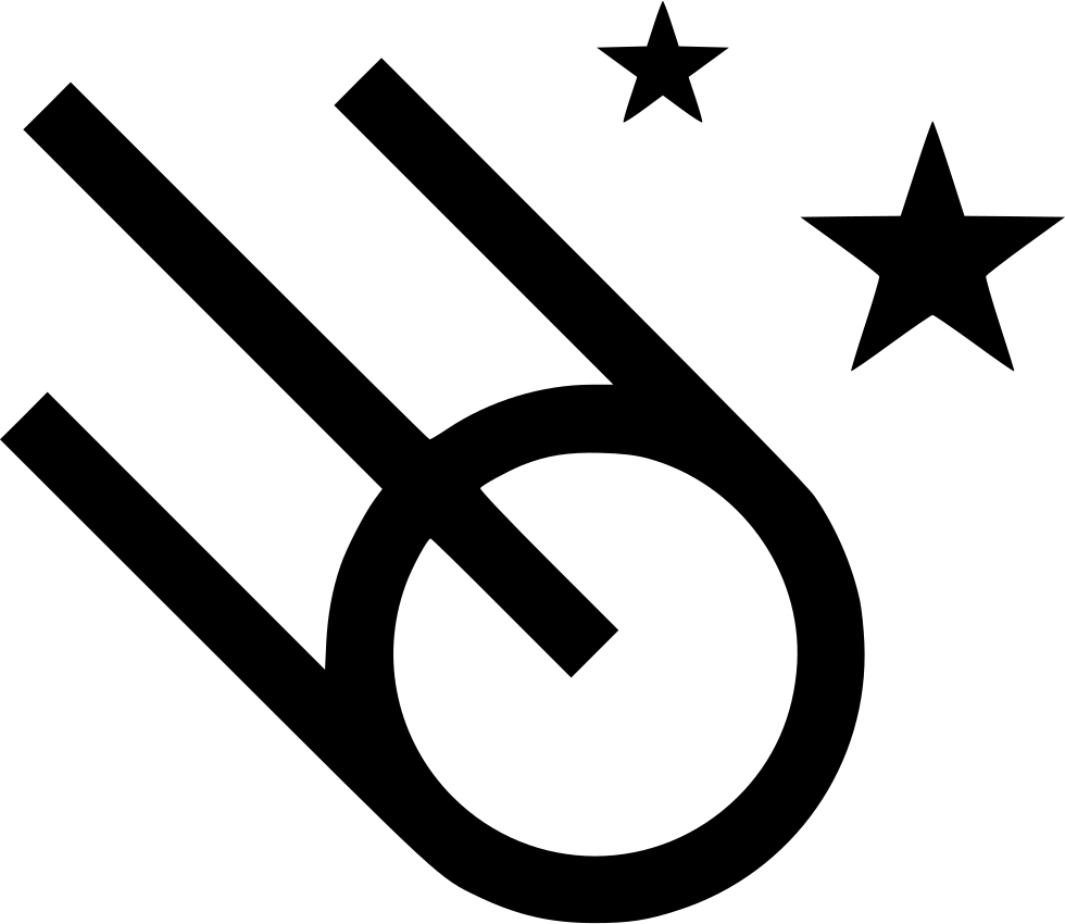 Meteor shower png. Svg icon free download