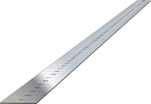 Meter stick png. Ruler transparent pictures free