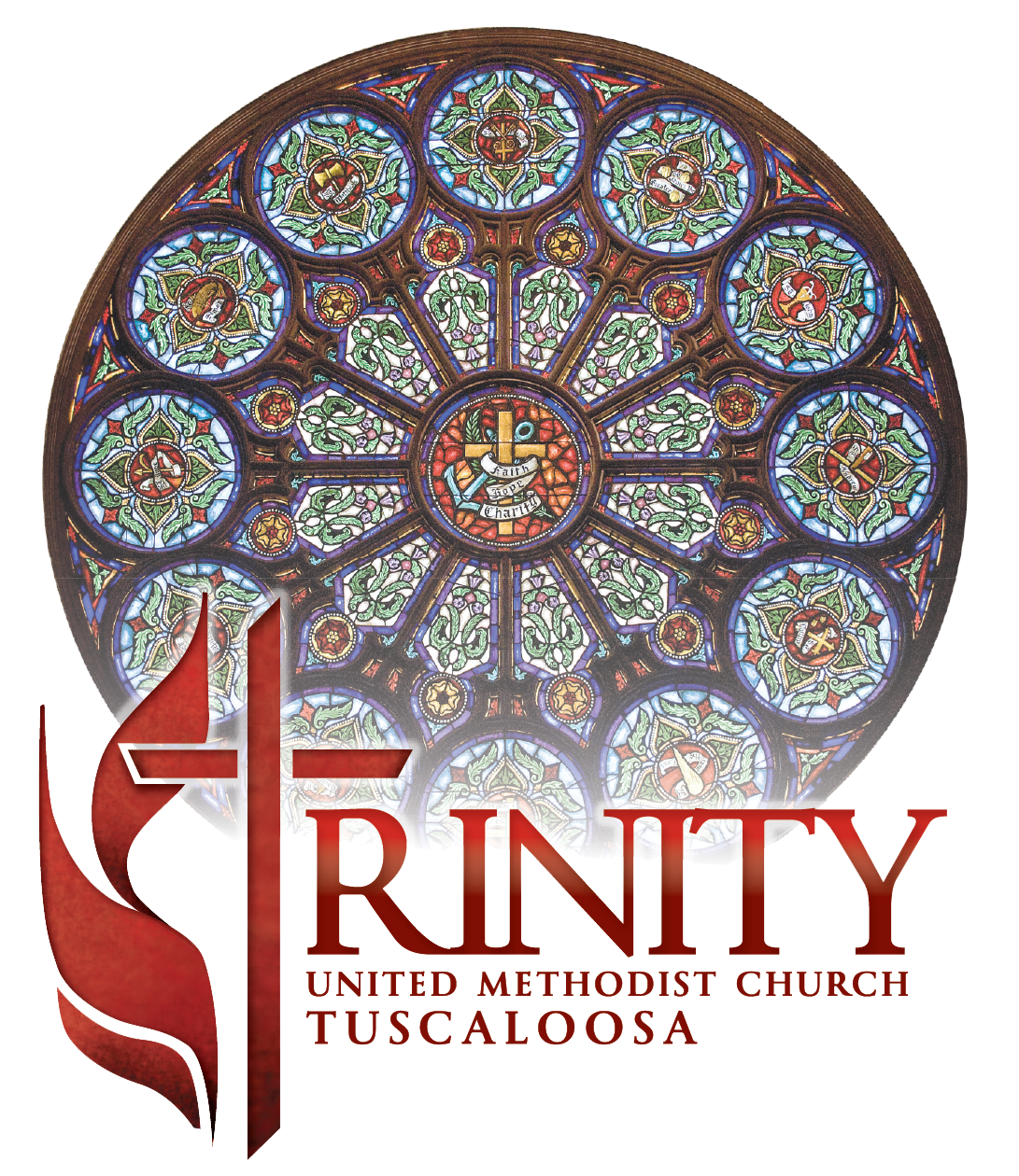 Methodist church png. Cropped trinity logo with