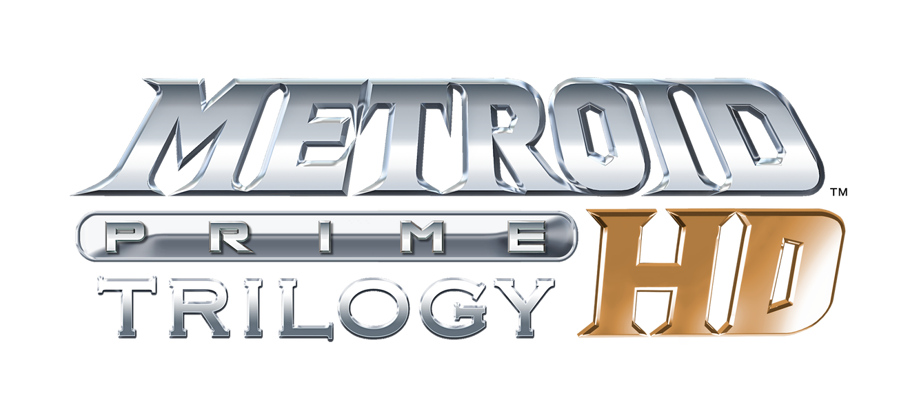 Metroid prime 4 logo png. Trilogy hd concept by