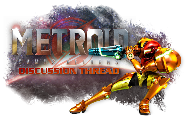 Metroid samus returns png. Official discussion thread ign
